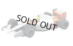 画像1: [再入荷・並行輸入]McLaren MP4-6 No1 HONDA Ayrton Senna 1991 F1 World Champion【マクラーレンMP4-6ホンダF1  アイルトンセナ 1991年F1ワールドチャンピオン車輌】