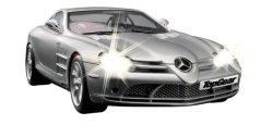 画像1: MERCEDES-Benz SLR McLAREN TOP GEAR Road Car【メルセデスベンツSLRマクラーレン トップギア】