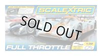 【再入荷】1/32スロットカーセット Full Throttle Set 【フルスロットルホームコースセット】『ラップカウンター付属』