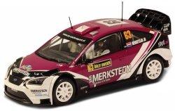 画像1: Ford Focus RS WRC No63 Van Merksteijn Motersport Rally Sweden 2010【フォードフォーカスRS200 ヴァンマークステイジンモータースポーツ 2010年スウェーデンラリー】