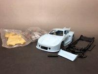Porsche935 K3 Painted Slot Car Kit Light Blue【ポルシェ935 K3 ペイントキット 水色】