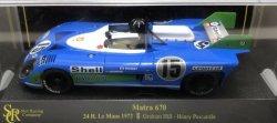 画像2: Matra670 No.15 1°(Winner) 24H LeMans 1972【マトラ670 1972年ルマン24時間耐久レース優勝車両】