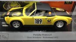 画像4: PORSCHE914/6GT No.189 Wolfenbuttel Slalon 1972 Dieter Bohnhorst【ポルシェ 914 /6GT 1972年ヴォルフェンビュッテルスラローム ディーターボーンホルスト】
