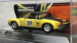 画像3: PORSCHE914/6GT No.189 Wolfenbuttel Slalon 1972 Dieter Bohnhorst【ポルシェ 914 /6GT 1972年ヴォルフェンビュッテルスラローム ディーターボーンホルスト】