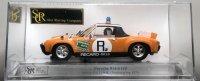 PORSCHE914/6GT O.N.S Safety Car Nurburgring F1 1973 RECARO【ポルシェ 914 /6GT 1973年ニュルブルクリンク F1セーフティーカー】