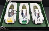 Porsche907L 24H Daytona1968 FINISH LINE SET  LTD EDITION-BOX【ポルシェ907L 1968年デイトナ24時間耐久レース 1位2位3位】