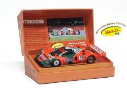 画像1: 【再入荷】Mazda787B Le Mans1991 Winner No55 RENOWN【マツダ787B 1991年ルマン24時間耐久レース優勝車輌レナウンカラー限定BOX】